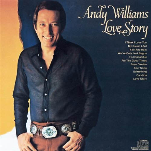 Andy Williams - Where Do I Begin (Love Story Theme)